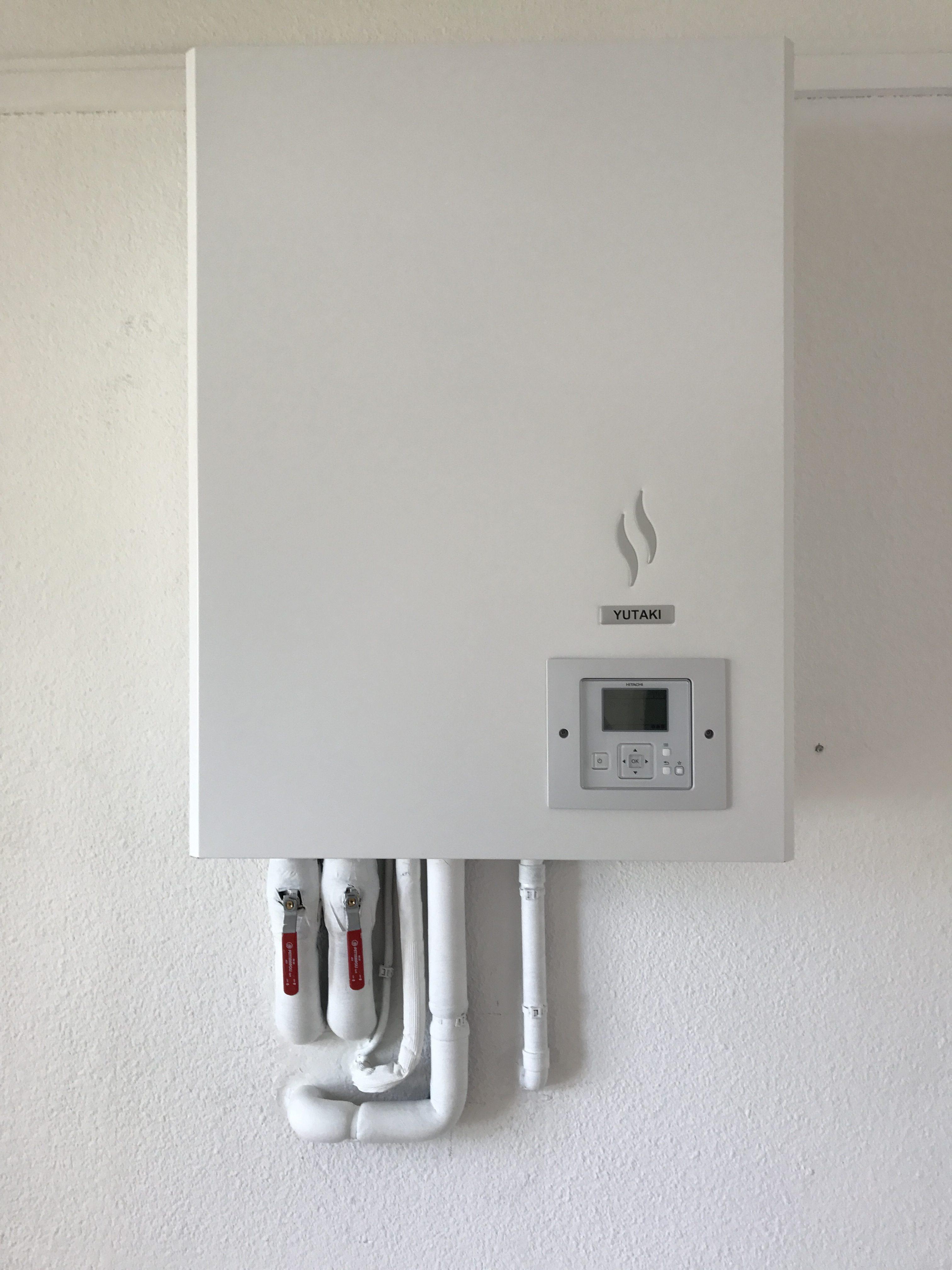 Installation Le Mediterranee Pac air/eau
